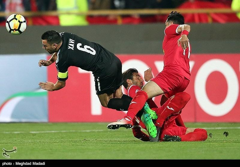 فرشاد پیوس: بازیکنان السد تحت تاثیر طرفداران قرار نمی گیرند، پرسپولیس باید باهوش بازی کند