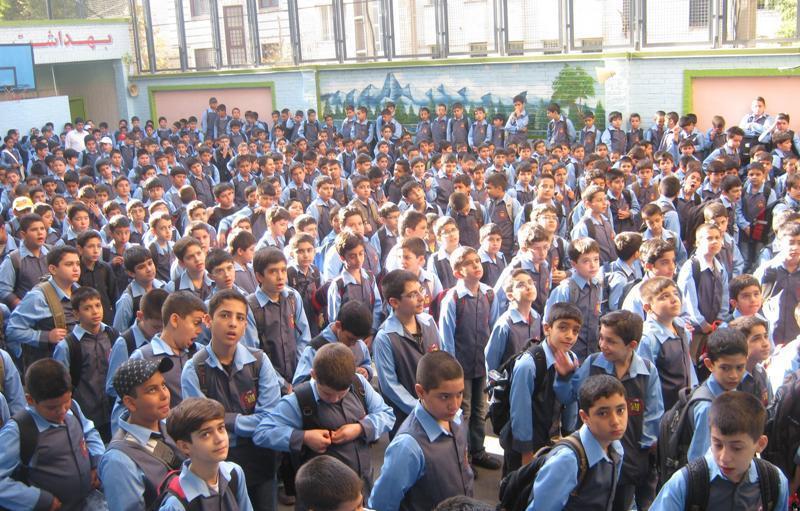 امکان افزایش مدارس ابتدایی 2 نوبته پایتخت وجود دارد