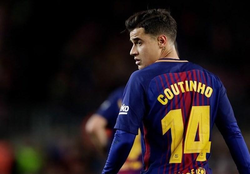 بارسلونا در اندیشه فروش کوتینیو، آرسنال مشتری هافبک برزیلی
