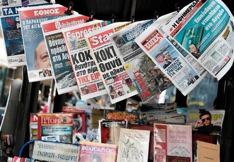 نشریات ترکیه در یک نگاه، ی.پ.گ٬ خندق ها را پر می نماید، پاسخ داوود اوغلو به تهدیدات اردوغان