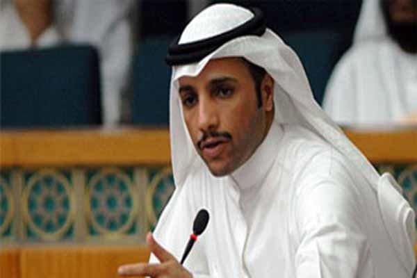 رئیس مجلس امت کویت وارد قاهره شد
