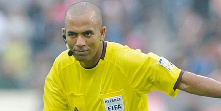 4 پنالتی در یک بازی در لیگ مراکش، محرومیت مادام العمر برای داور