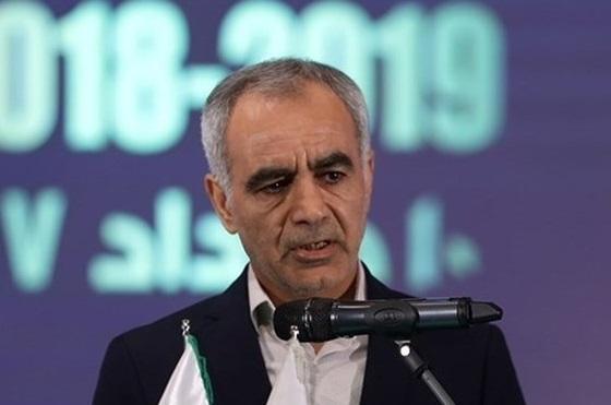 حیدر بهاروند سرپرست فدراسیون فوتبال شد
