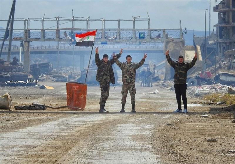 سوریه، ادامه پیشروی ارتش در محور ادلب