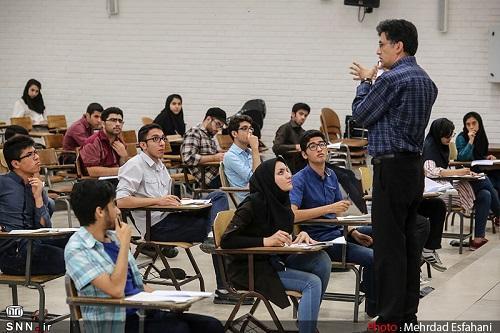 تعطیلی کلاس های آموزشی دانشگاه شیراز تا پایان هفته جاری