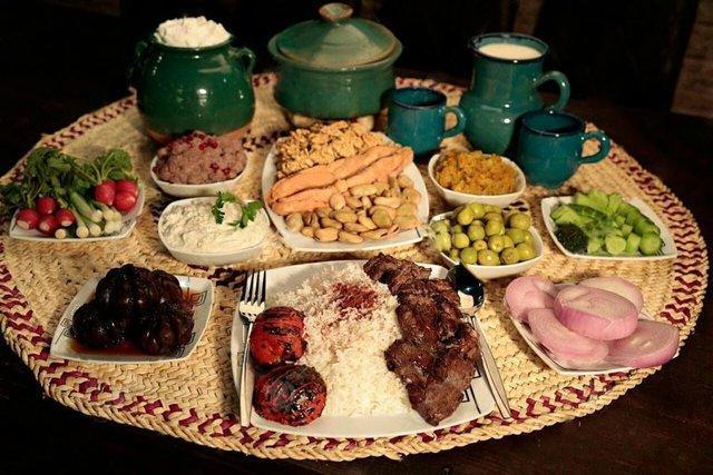 جای خالی غذاهای اصیل ایرانی در منوی رستوران ها