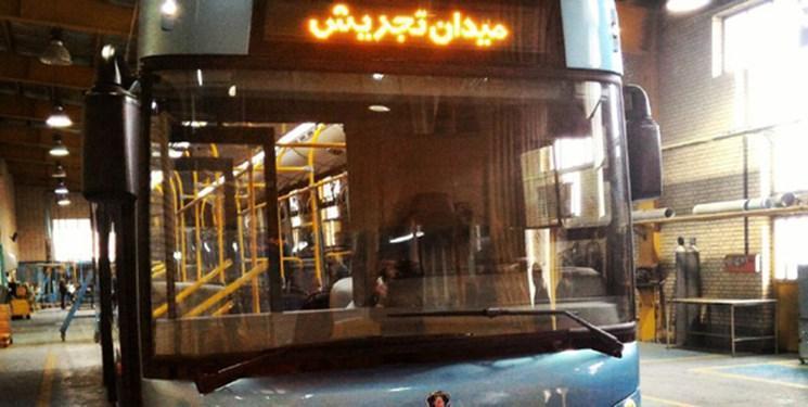 تجهیز ناوگان اتوبوسرانی پایتخت به امکانات جدید مقابله با کرونا