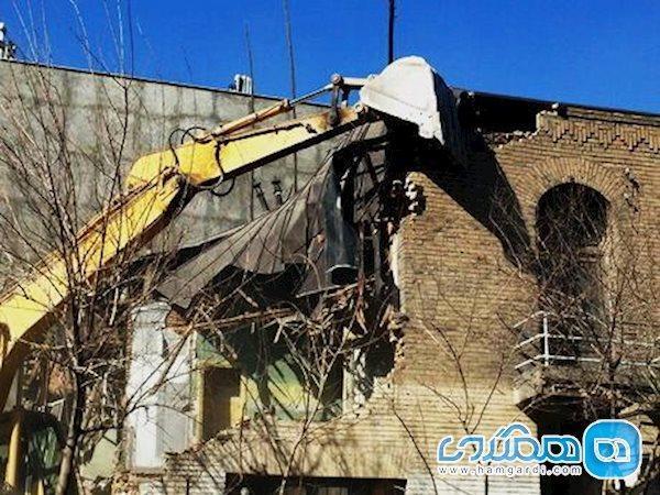 فعال تر شدن تخریب آثار تاریخی توسط کرونا